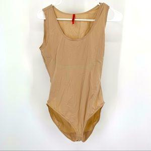 Spanx Nude Trust Your Thinstincts Shaper Bodysuit